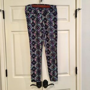 VSX Victoria's Secret Work Out Leggings Lg